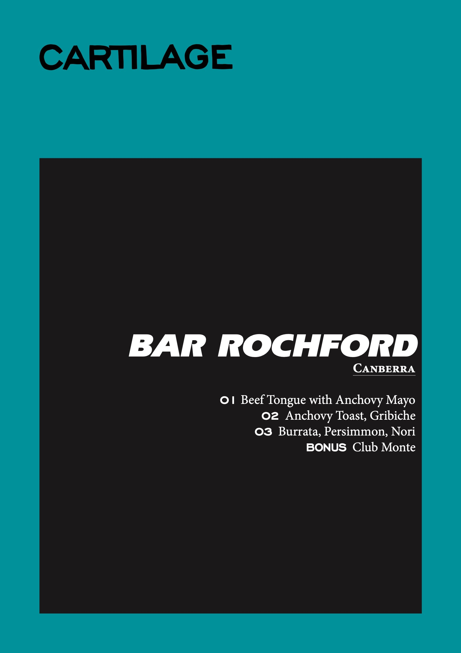 Bar Rochford