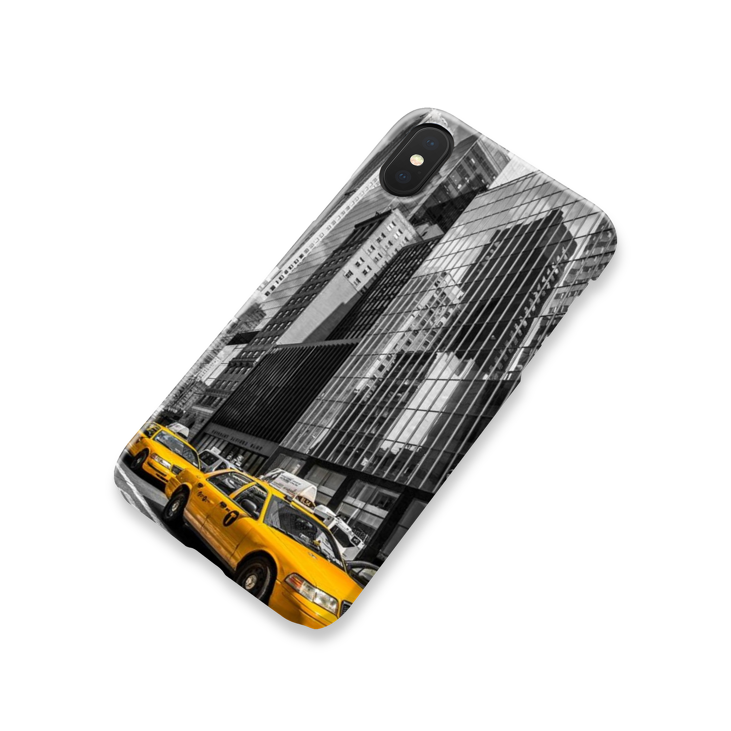 NYC Taxi Cab - Style Loft Cases