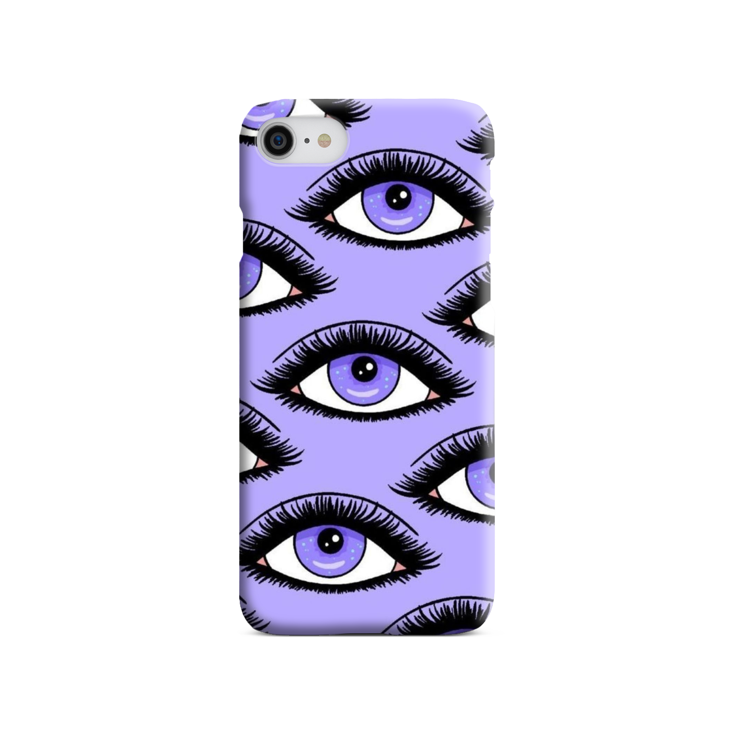 Purple Eyes - Style Loft Cases