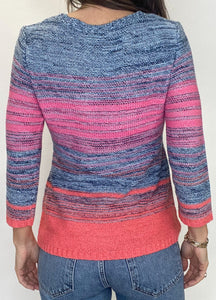 Space Dye Spring Sweater