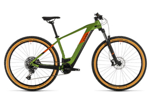 "KOLO REACTION HYBRID EX 500 CUBE GREEN""N""ORANGE 2020"