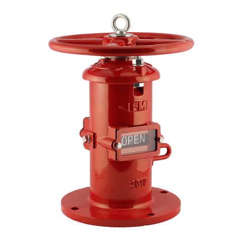 ARITA Fire Protection Wall Indicator Post