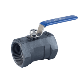 ARITA 1 PC Body Ball Valve Carbon Steel 1000PSI - Unimech