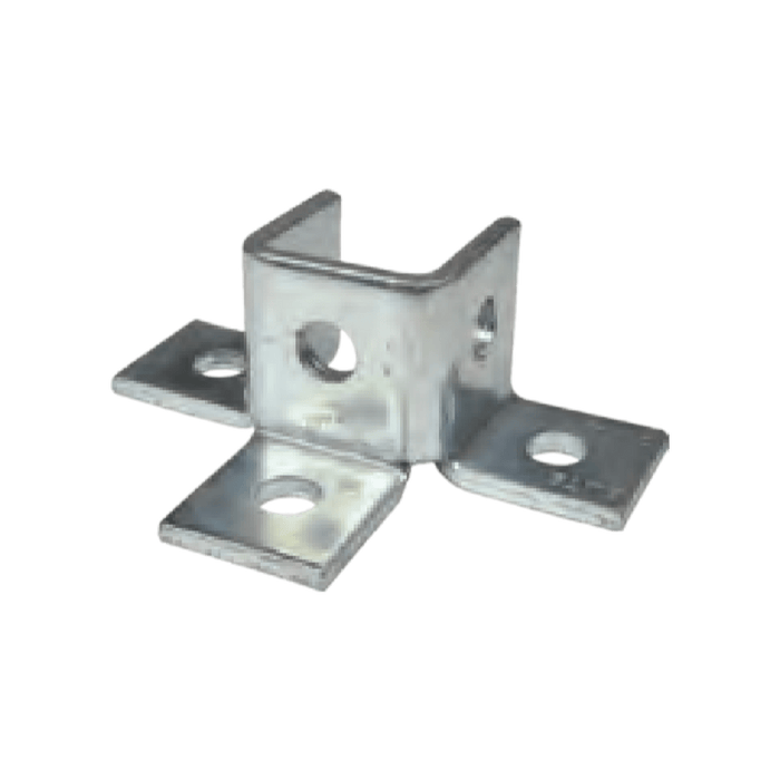 Triple Wing Connector 6 Hole - Unimech