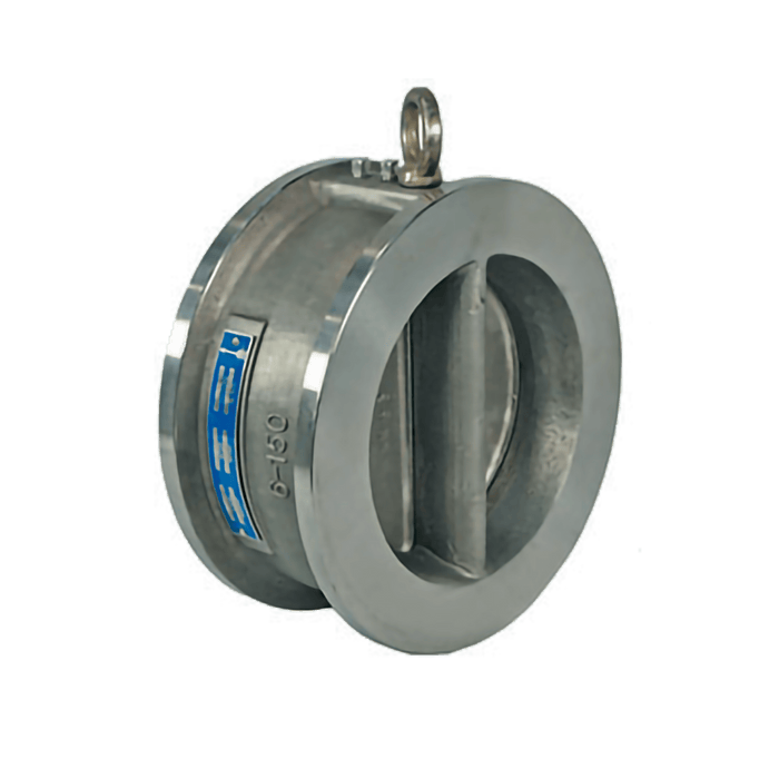 ARITA Double Disc Wafer Check Valve Stainless Steel ANSI Class 150 - Unimech
