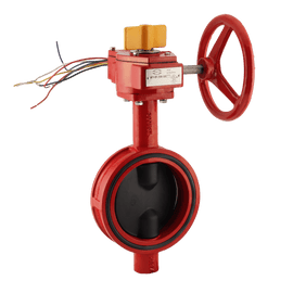 "ARITA UL/FM Butterfly Valve 300PSI Wafer Type 2-1/2""-12"" - Unimech"