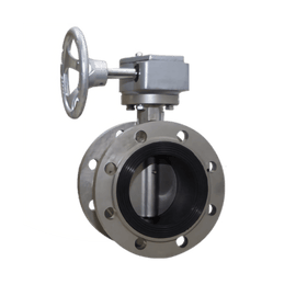 ARITA Butterfly Valve Stainless Steel Double Flange - Unimech