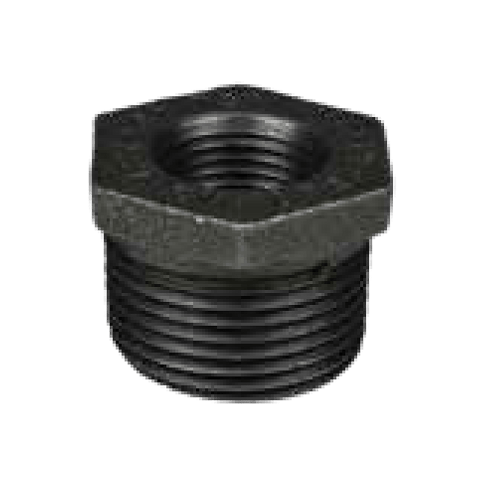 Bushing Threaded Ductile Iron - Unimech