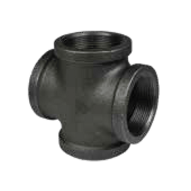 Cross Threaded Ductile Iron