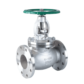 Globe Valve Stainless Steel Flange End Class 150 - Unimech