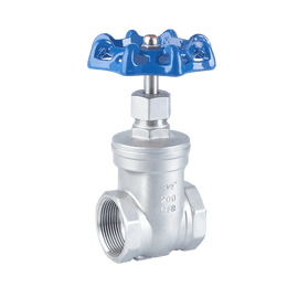 Gate Valve Thread End 200PSI WOG - Unimech