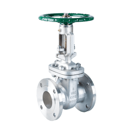 Gate Valve Stainless Steel Flange End Class 150 - Unimech