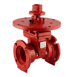 "ARITA UL/FM NRS Gate Valve 300PSI Mechanical Joint 2""-12"" - Unimech"