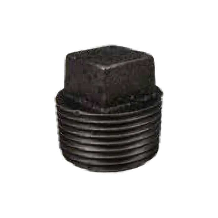 Plug Threaded Cast Iron - Unimech