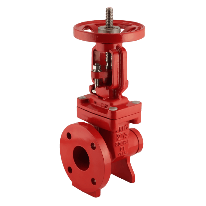 ARITA UL/FM Fire Protection OS&Y Gate Valve 300PSI Flange Groove - Unimech