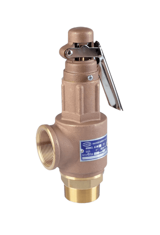 ARITA Safety Relief Valve Thread End Bronze A3WL - Unimech