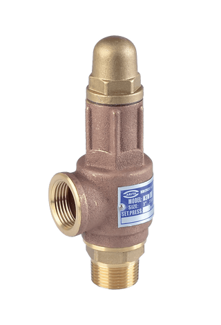 ARITA Safety Relief Valve Thread End Bronze A3W - Unimech