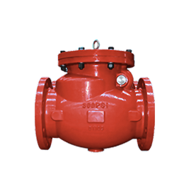"ARITA UL/FM Swing Check Valve 300PSI Flange End 2""-12"" - Unimech"