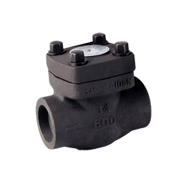 ARITA Lift Check Valve Forged Steel Class 800