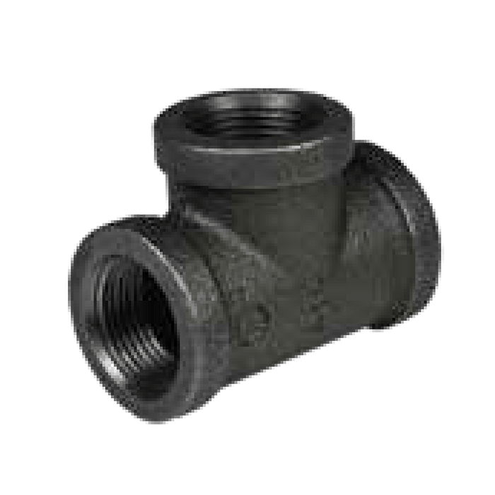 Tee Threaded Ductile Iron - Unimech