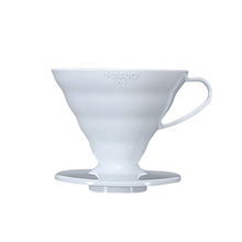 Load image into Gallery viewer, Três Marias Coffee Brewing Equipments - Hario Pour Over Plastic Dripper Size 02