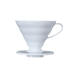 Três Marias Coffee Brewing Equipments - Hario Pour Over Plastic Dripper Size 02