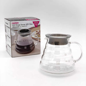 Três Marias Brewing Equipments - Hario Range Server 600ml