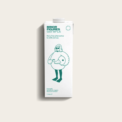 Três Marias Coffee - Minor Figures OAT M*LK! - Tres Marias Coffee Company