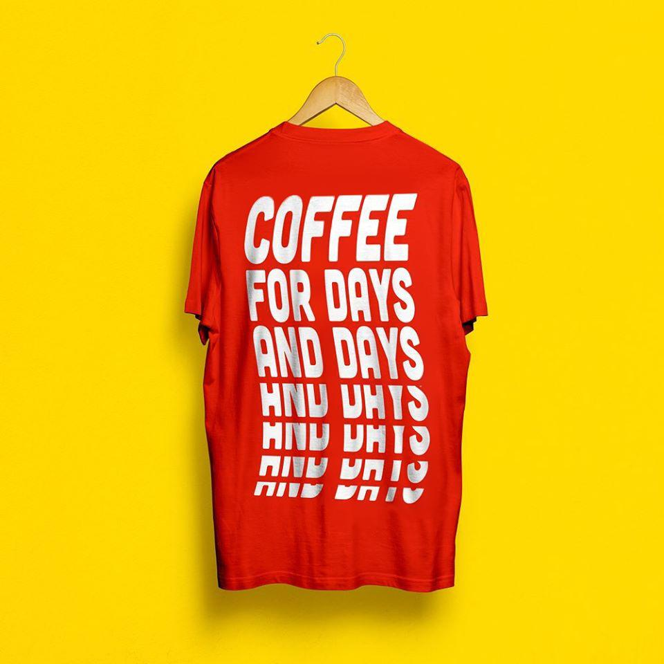 Três Marias Coffee Merchandise - COFFEE FOR DAYS