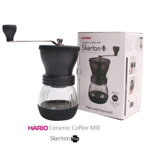 Três Marias Brewing Equipments - Hario Ceramic Coffee Mill 'Skerton' - Tres Marias Coffee Company