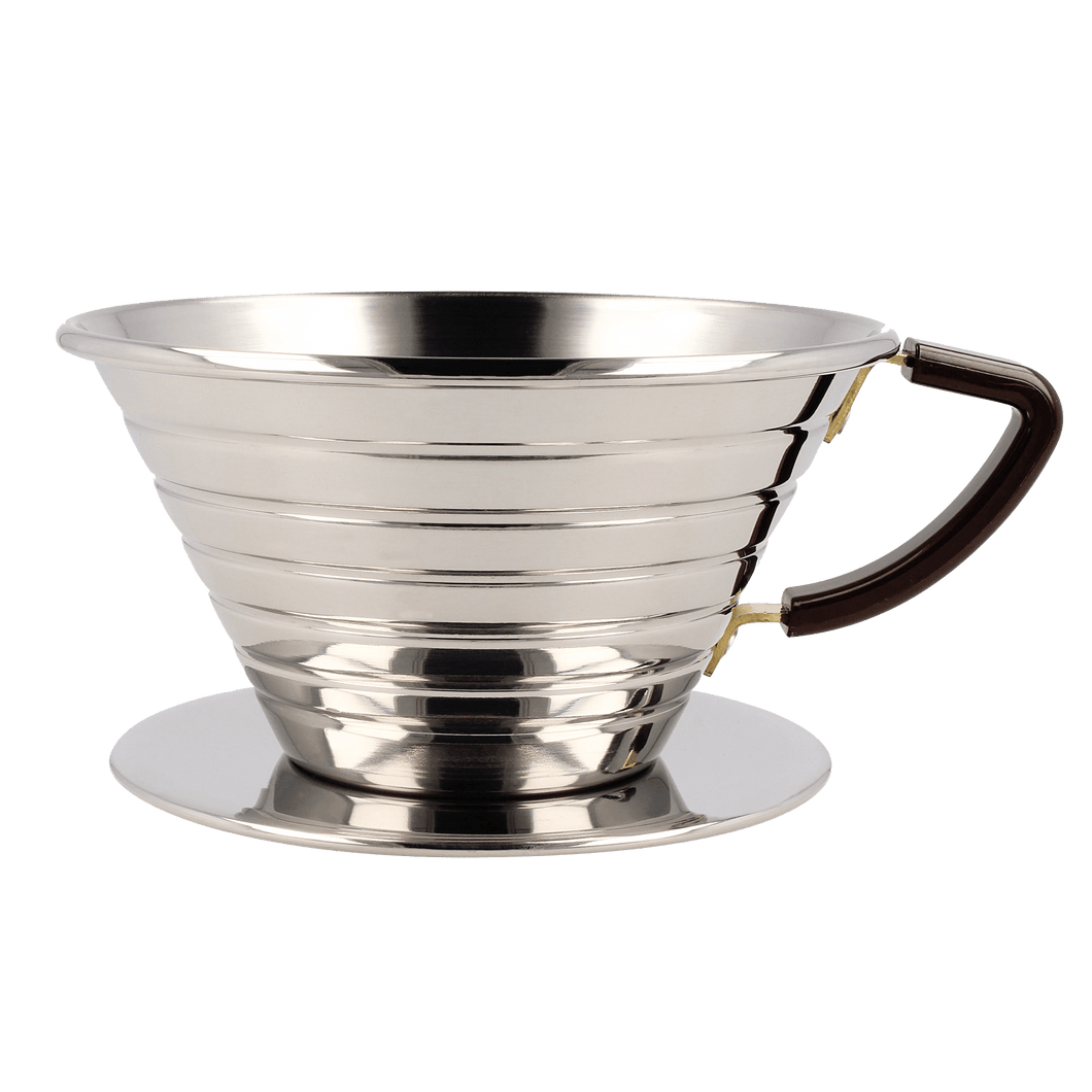 Três Marias Brewing Equipments - Kalita Stainless Steel Wave SIZE 185 5033