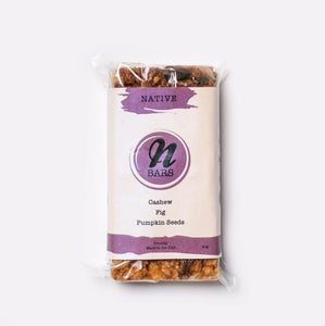 Nbars Vegan Snack - Sweet Package - Tres Marias Coffee Company