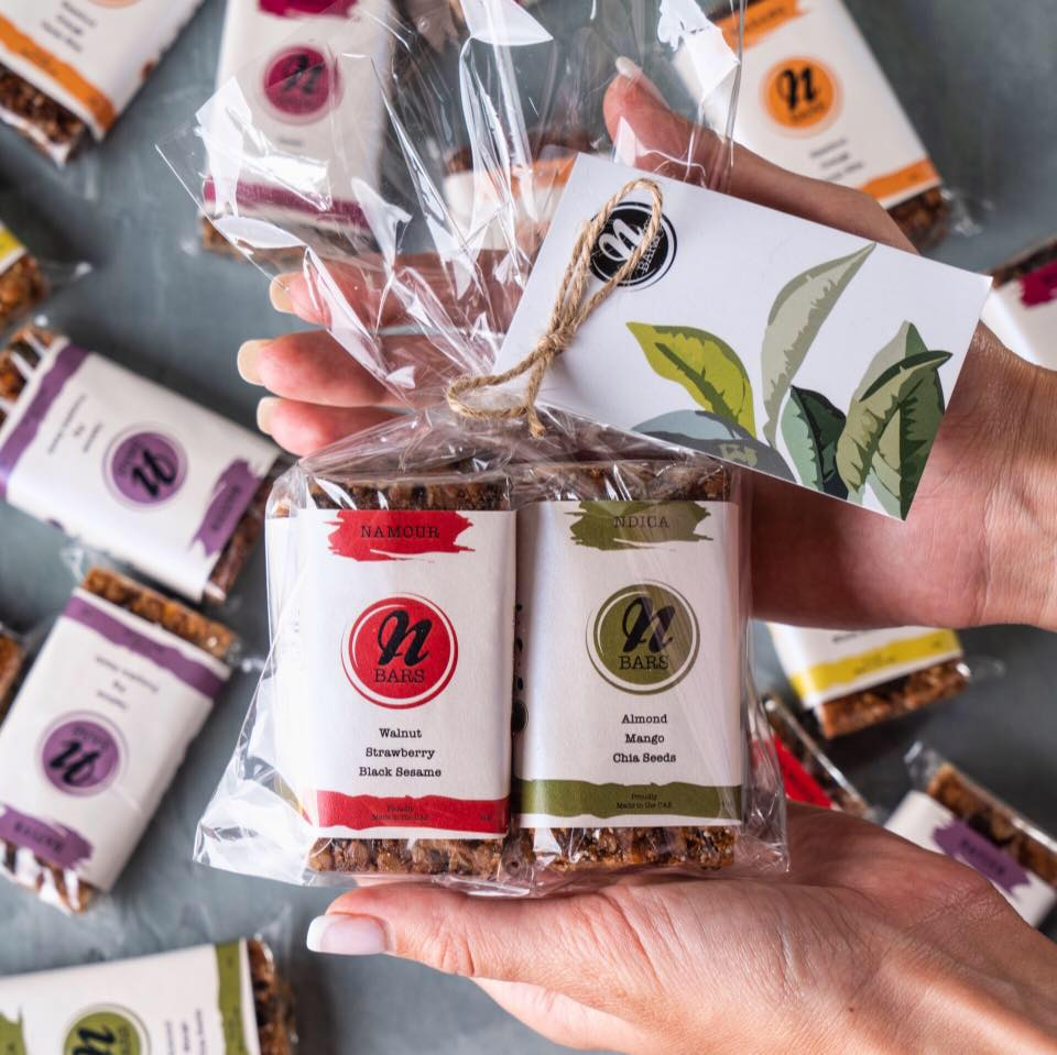 Nbars Vegan Snack - Fruity Package - Tres Marias Coffee Company