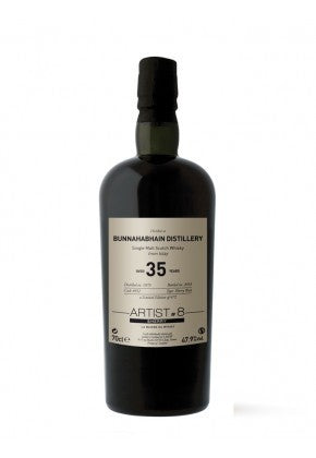 Bunnahabhain 1979 Over 35 Years Sherry 8th Edition
