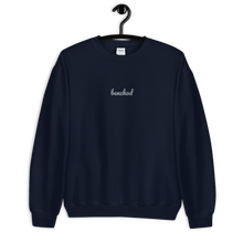 Load image into Gallery viewer, Benchod - Embroidered Unisex Sweatshirt