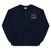 Load image into Gallery viewer, Savage, Classy, Bougie, Mama - Unisex Sweatshirt