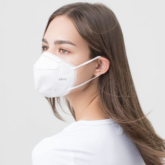 KN95 Respirator Face Mask (Pack of 10)