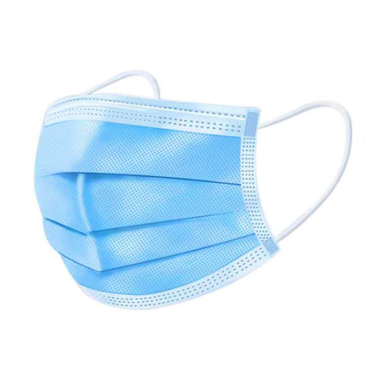 3-Ply Disposable Non Medical Masks (Pack of 50)