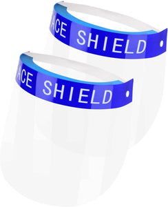 Face Shield, Anti-fog (Pack of 10)