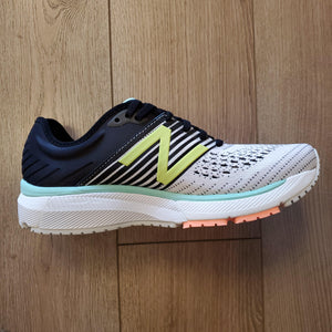 New Balance Women's 860 V10 - Lemon Slush with Light Slate & Black