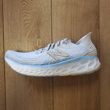 Load image into Gallery viewer, New Balance Women's Fresh Foam 1080 V10 - Light Cyclone with Team Carolina & Grey