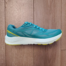 Load image into Gallery viewer, Topo Athletic Women's Zephyr - Teal/Lime