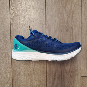 Topo Athletic Women's Phantom - Cobalt/Seafoam