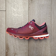 Load image into Gallery viewer, On Running Women's Cloudsurfer - Mulberry/Coral