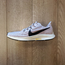Load image into Gallery viewer, Nike Women's Zoom Pegasus 36 - Platinum Violet/Plum Chalk/Sail/Black