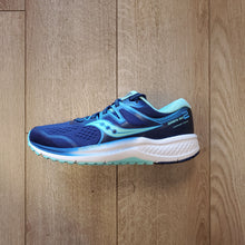 Load image into Gallery viewer, Saucony Women's Omni ISO 2 - Navy/Aqua