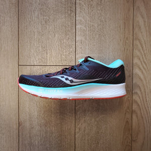 Saucony Women's Ride ISO 2 - Brown/Coral