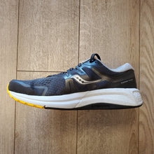 Load image into Gallery viewer, Saucony Men's Omni ISO 2 - Grey/Black/Yellow
