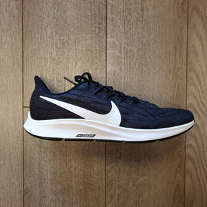 Nike Men's Zoom Pegasus 36 - Black/Thunder Grey/White