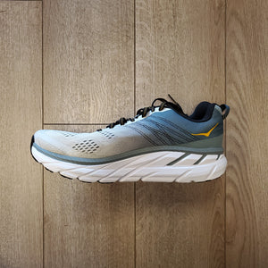 Hoka ONE ONE Men's Clifton 6 - Lead/Lunar Rock